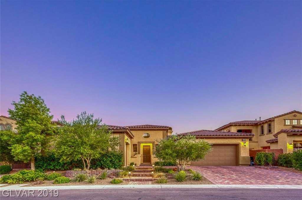 $865,000 - 3Br/4Ba -  for Sale in Lot J-1 At Lake Las Vegas Amd, Henderson