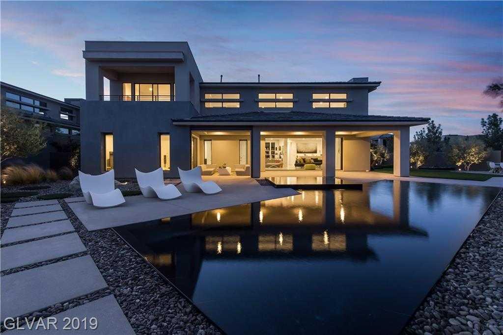 $2,399,000 - 3Br/5Ba -  for Sale in Summerlin Village 18-parcel H, Las Vegas
