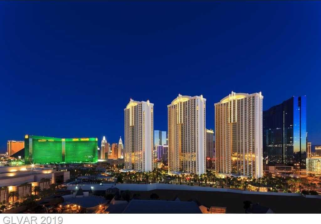 $274,000 - Br/1Ba -  for Sale in Turnberry M G M Grand Towers L, Las Vegas