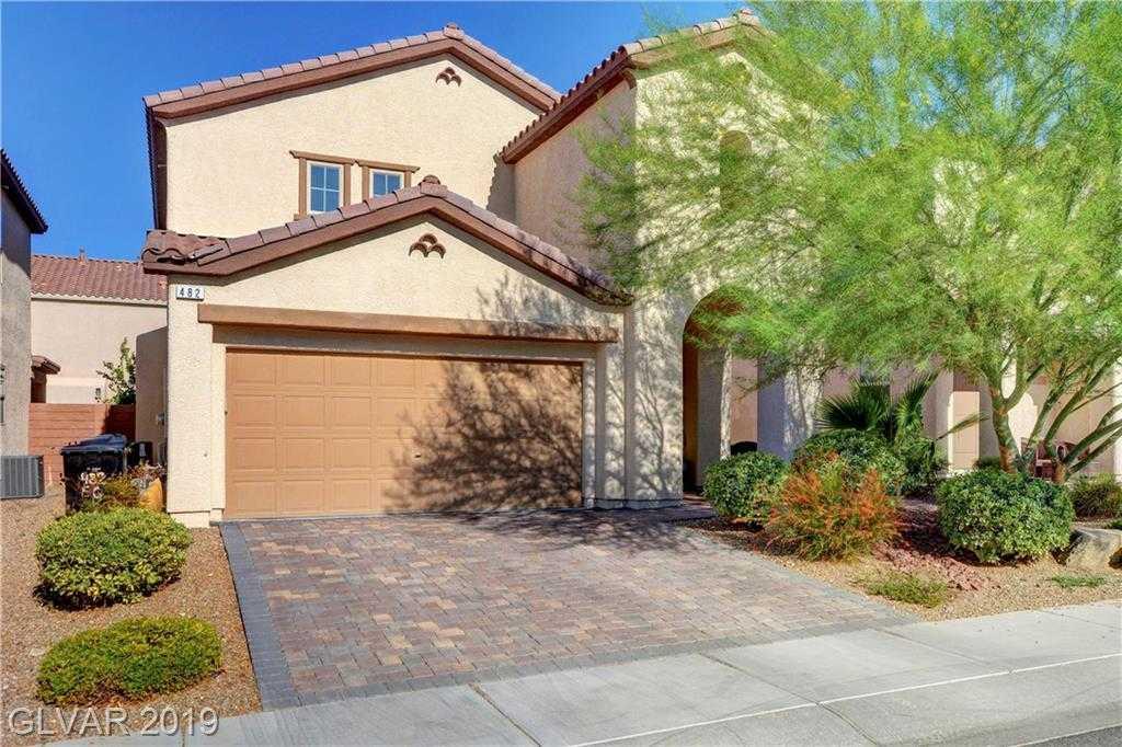 $340,000 - 3Br/3Ba -  for Sale in Rhodes Ranch Parcel 17 - Phase, Las Vegas