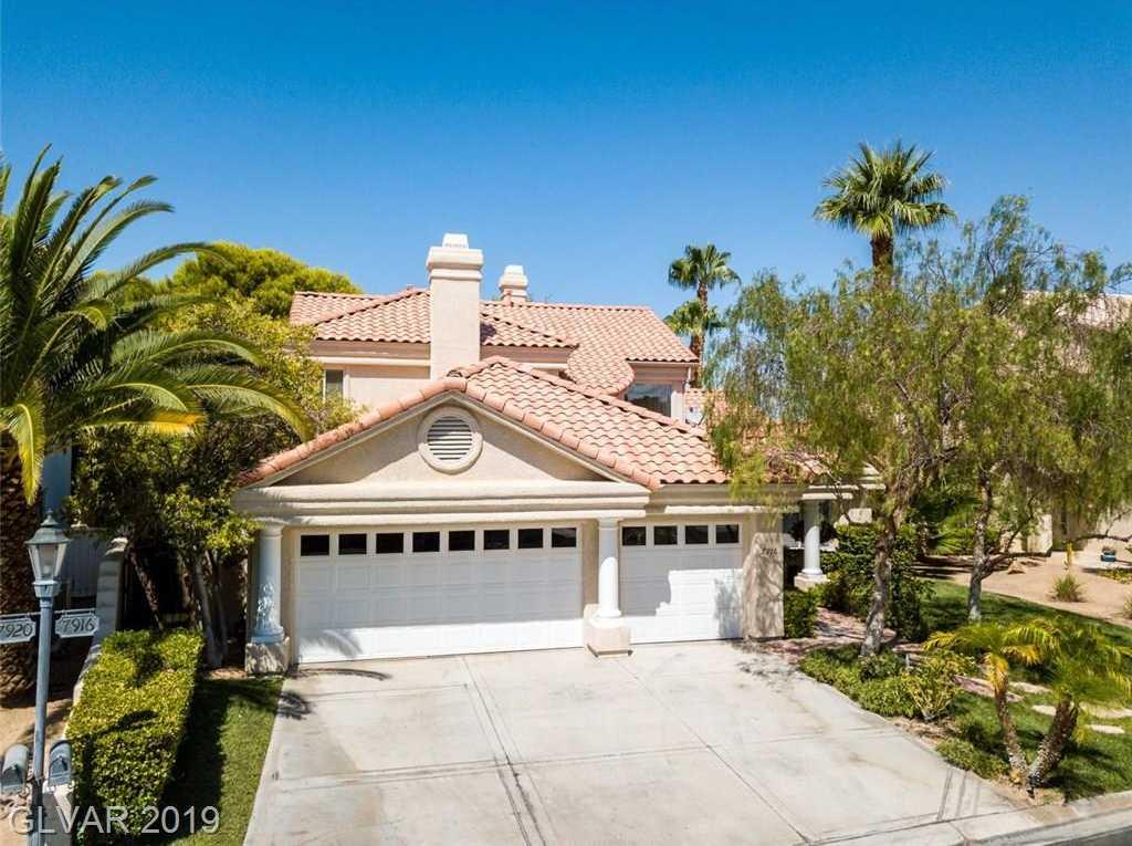 $727,900 - 3Br/3Ba -  for Sale in Mediterranean Cove, Las Vegas