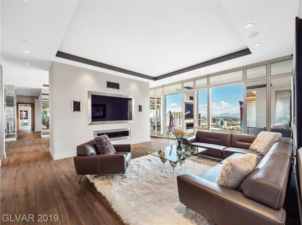 $3,995,000 - 2Br/3Ba -  for Sale in Resort Condo At Luxury Buildin, Las Vegas