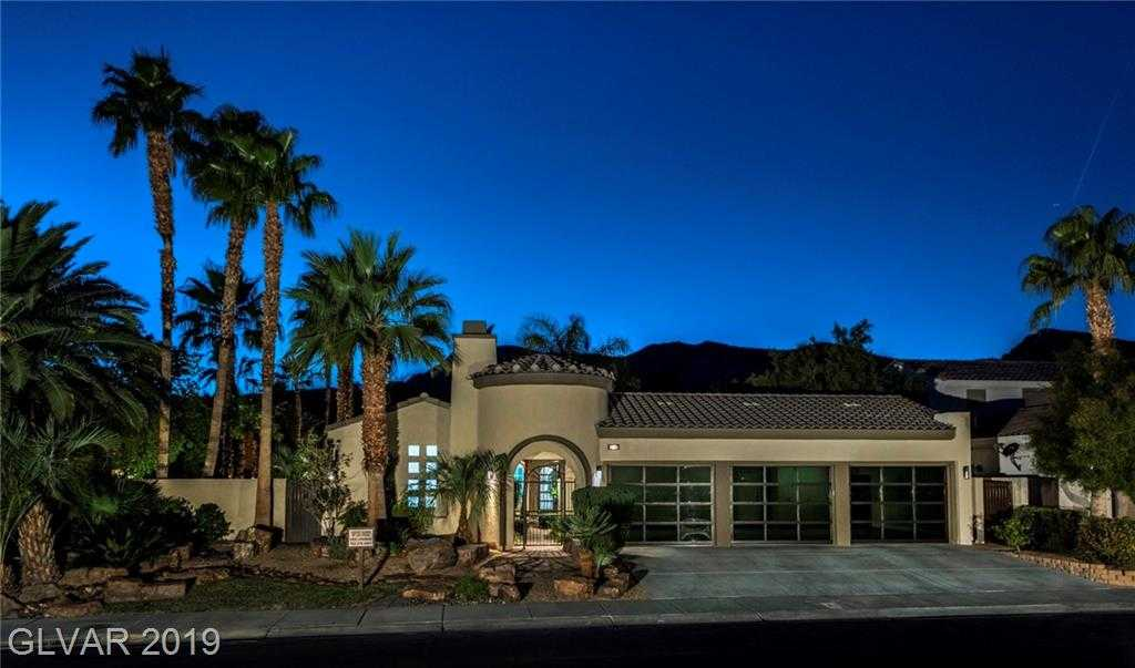 $1,165,000 - 3Br/4Ba -  for Sale in Red Rock Cntry Club At Summerl, Las Vegas