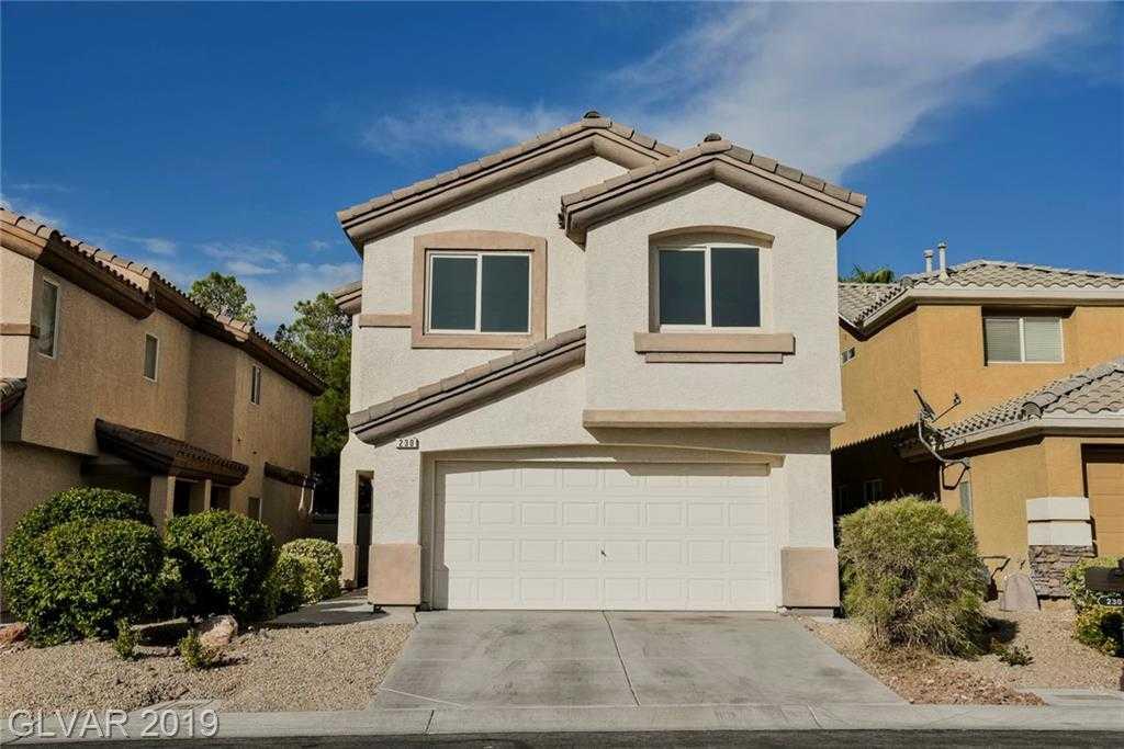 $339,900 - 3Br/4Ba -  for Sale in Rhodes Ranch-parcel 11-phase 1, Las Vegas