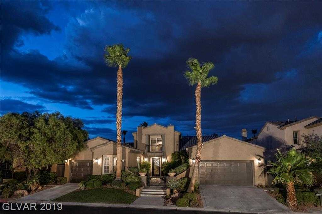 $1,399,900 - 3Br/5Ba -  for Sale in Red Rock Cntry Club At Summerl, Las Vegas