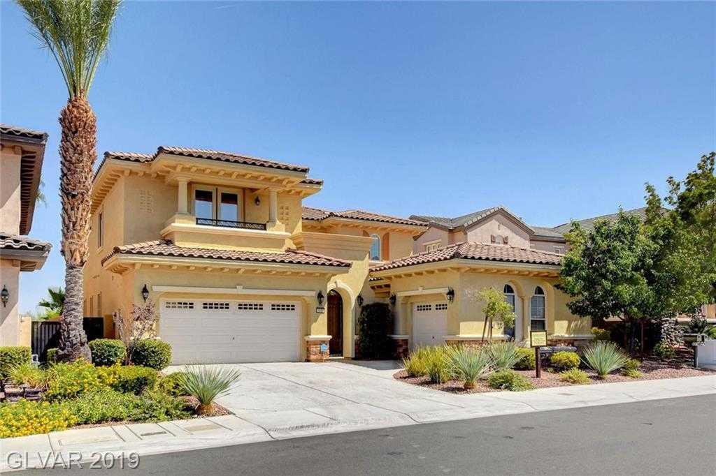 $1,050,000 - 4Br/4Ba -  for Sale in Red Rock Cntry Club At Summerl, Las Vegas