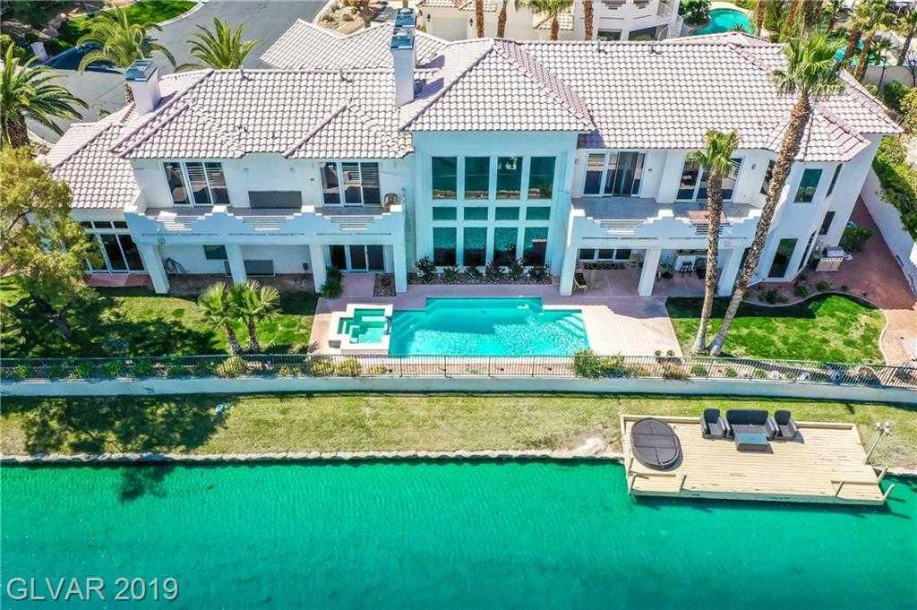 $1,565,000 - 5Br/6Ba -  for Sale in Diamond Bay, Las Vegas