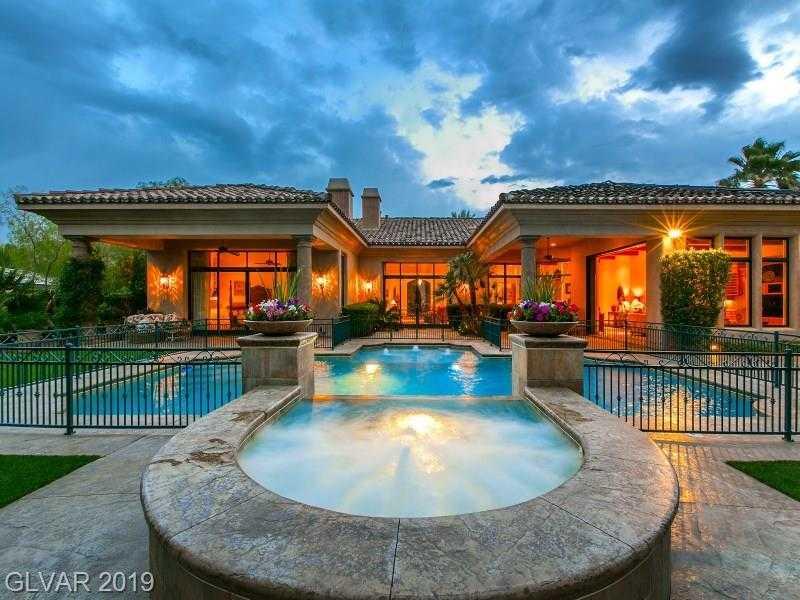 $2,395,000 - 4Br/5Ba -  for Sale in Estates At Southern Highlands-, Las Vegas