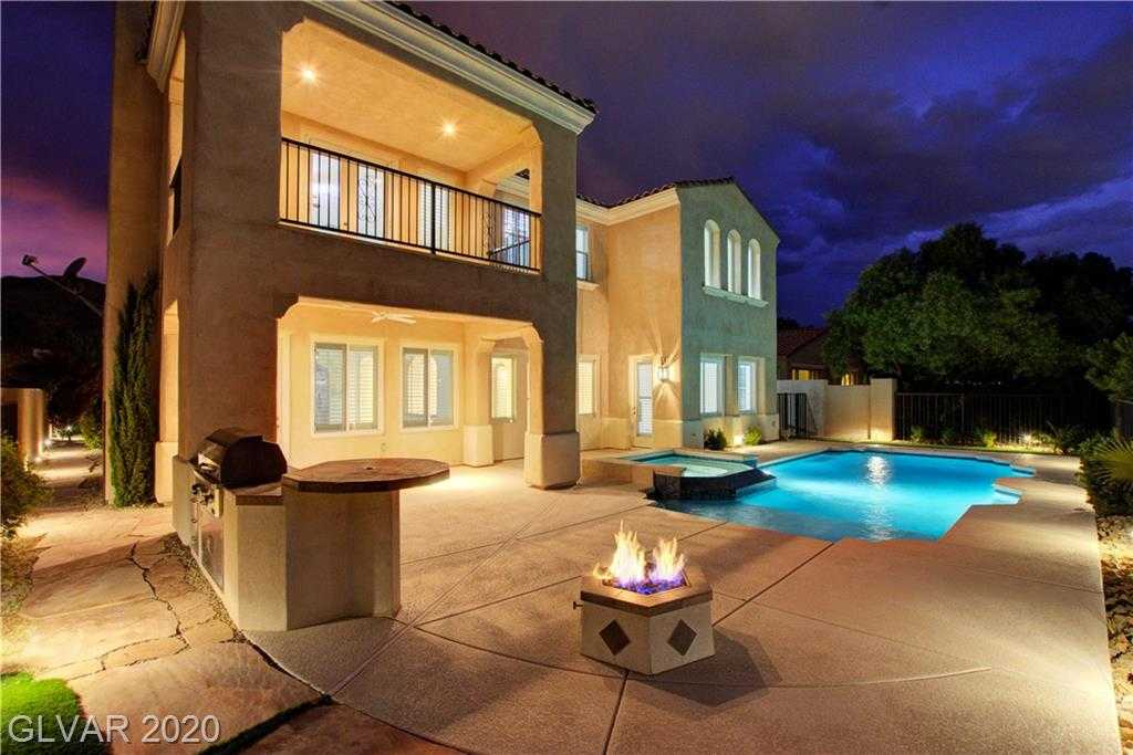 $1,170,000 - 4Br/5Ba -  for Sale in Red Rock Cntry Club At Summerl, Las Vegas