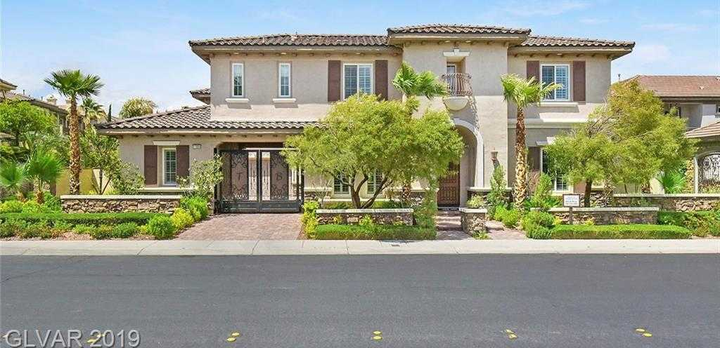 $1,599,000 - 4Br/6Ba -  for Sale in Red Rock Cntry Club At Summerl, Las Vegas