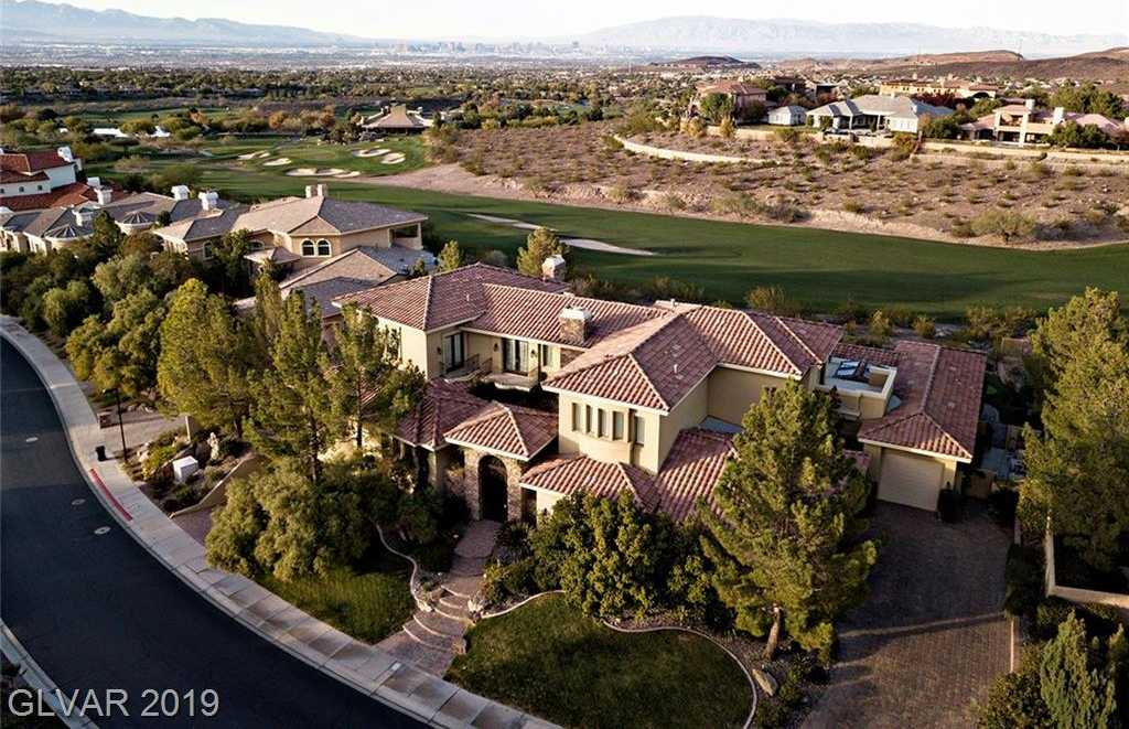 $3,499,000 - 7Br/9Ba -  for Sale in Anthem Cntry Club Parcel 40, Henderson