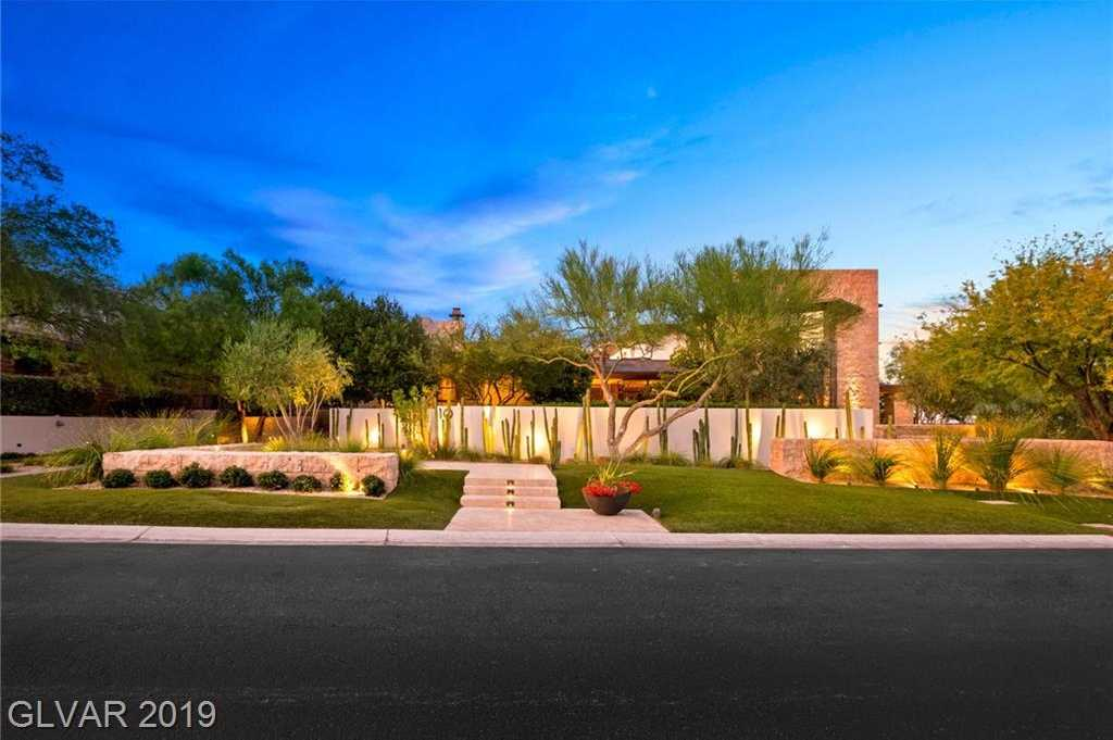 $7,995,000 - 7Br/13Ba -  for Sale in Summerlin Village 18 Phase 1 U, Las Vegas