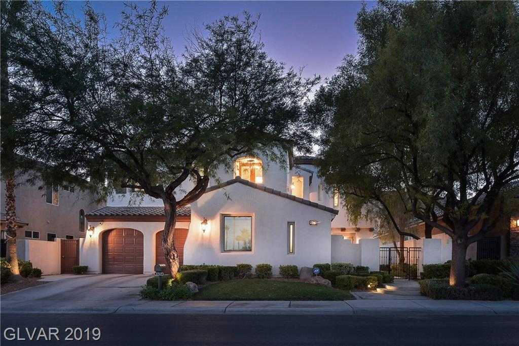 $1,489,999 - 4Br/5Ba -  for Sale in Red Rock Country Club, Las Vegas