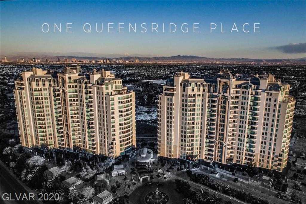 $3,450,000 - 3Br/4Ba -  for Sale in One Queensridge Place Phase 1, Las Vegas