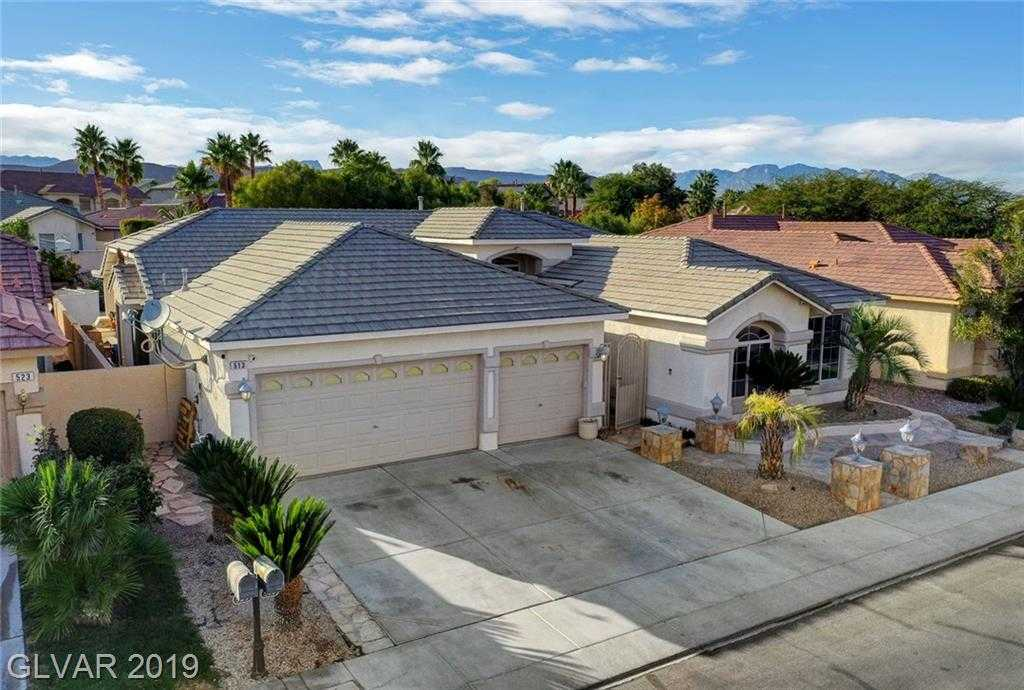 $570,000 - 4Br/3Ba -  for Sale in Astoria Homes At Rhodes Ranch-, Las Vegas