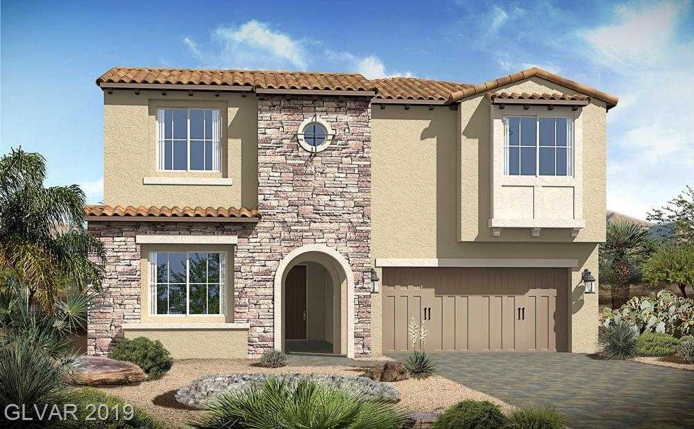 $628,591 - 5Br/5Ba -  for Sale in Rhodes Ranch South Phase 1-lot, Las Vegas