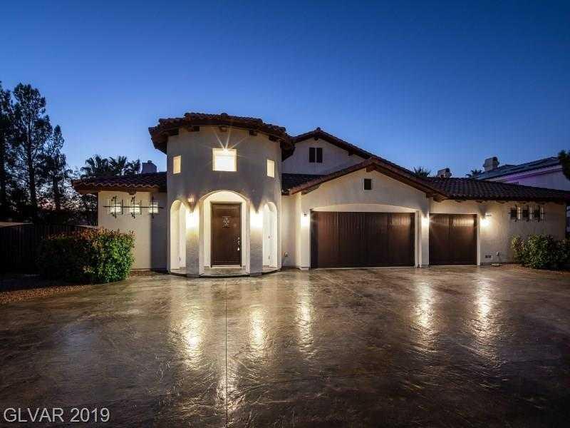 $1,250,000 - 4Br/4Ba -  for Sale in Diamond Bay, Las Vegas