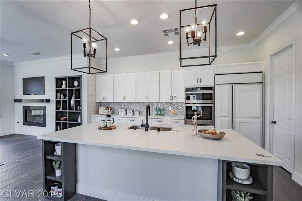 $1,385,001 - 4Br/5Ba -  for Sale in Red Rock Cntry Club At Summerl, Las Vegas