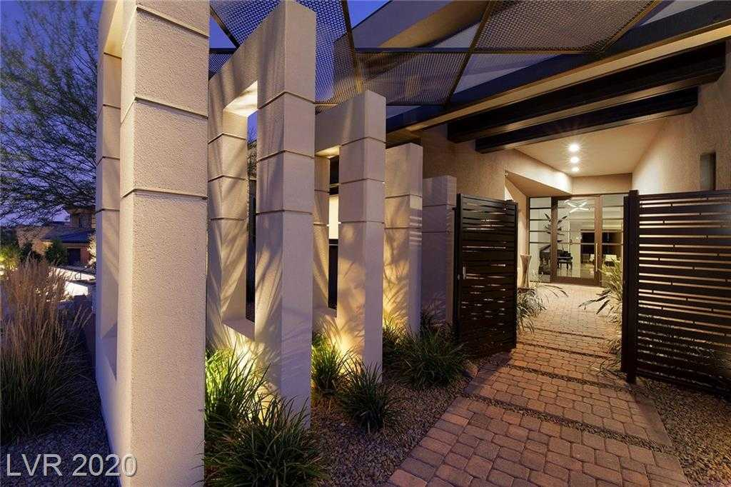 $4,495,000 - 6Br/7Ba -  for Sale in Summerlin Village 18 Ridges Pc, Las Vegas
