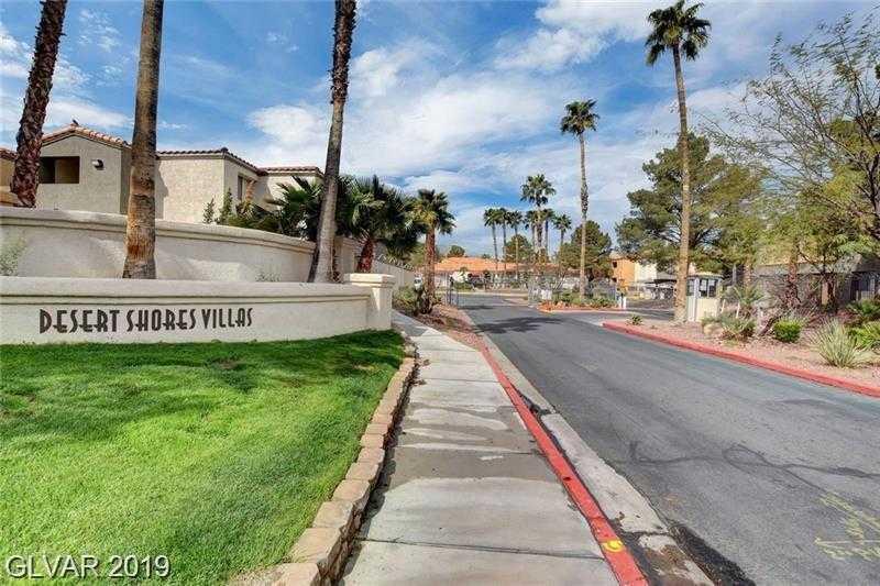 $139,900 - 2Br/2Ba -  for Sale in Broadstone At Desert Shores, Las Vegas