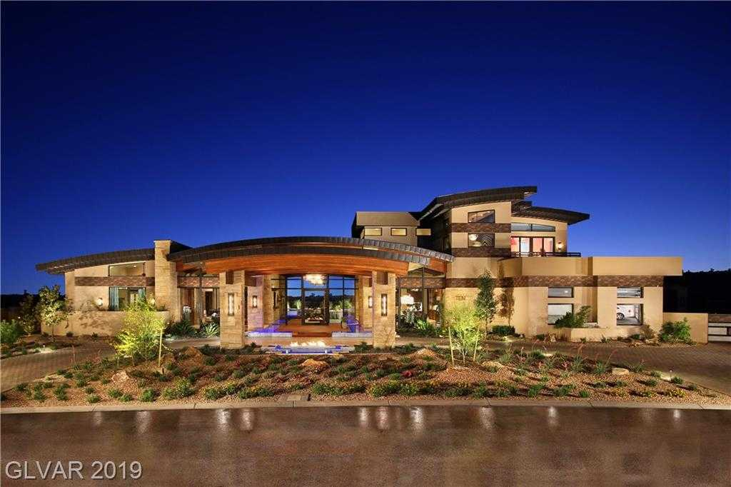 $6,999,000 - 6Br/7Ba -  for Sale in Summerlin Village 18 Ridges Pc, Las Vegas