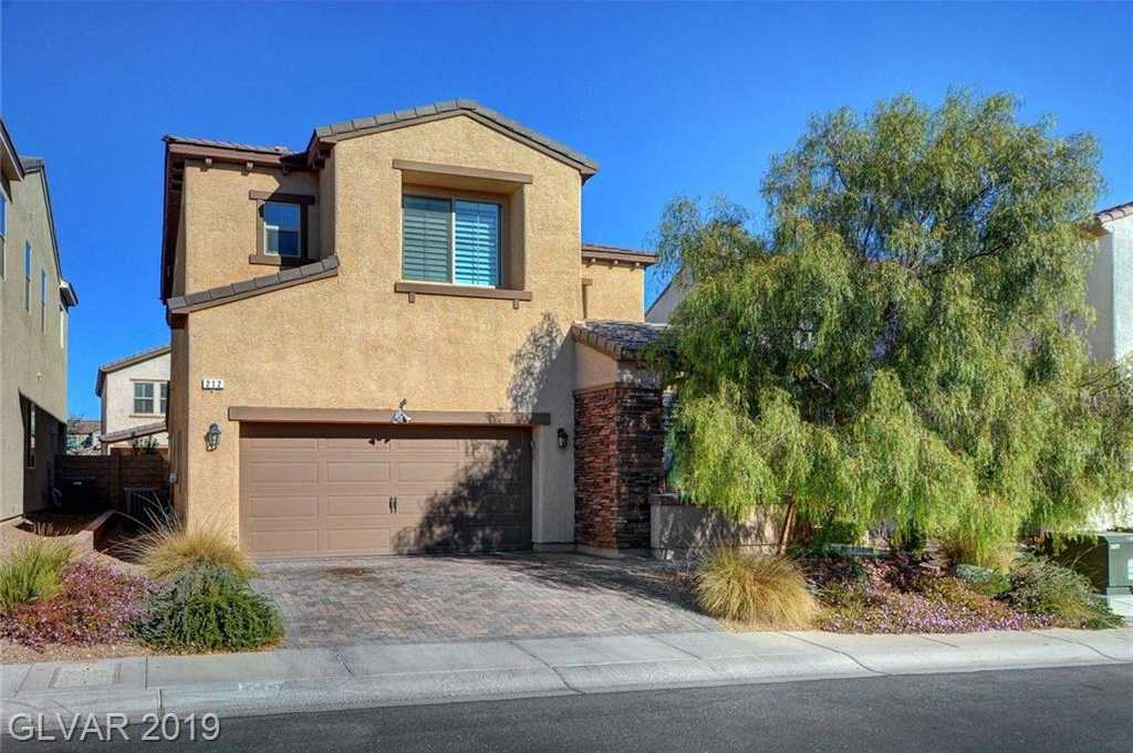 $495,000 - 4Br/3Ba -  for Sale in Rhodes Ranch South Phase 2, Las Vegas