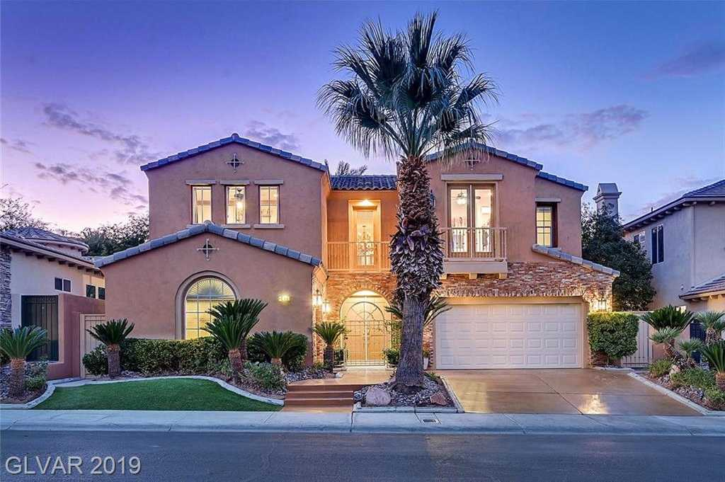 $898,800 - 4Br/5Ba -  for Sale in Red Rock Cntry Club At Summerl, Las Vegas