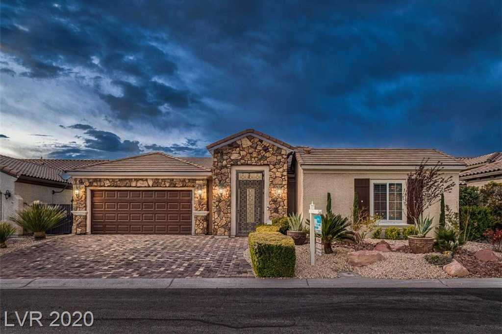 $1,195,000 - 5Br/4Ba -  for Sale in Sun City Anthem Unit #20, Henderson