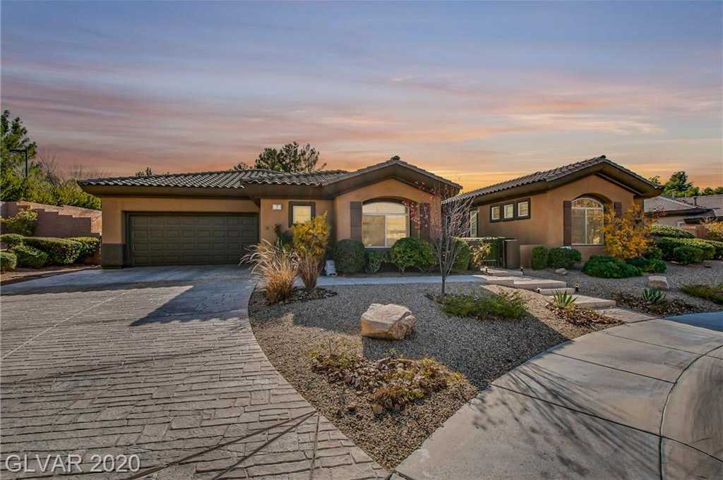 $1,199,888 - 4Br/5Ba -  for Sale in Anthem Cntry Club Parcel 28, Henderson