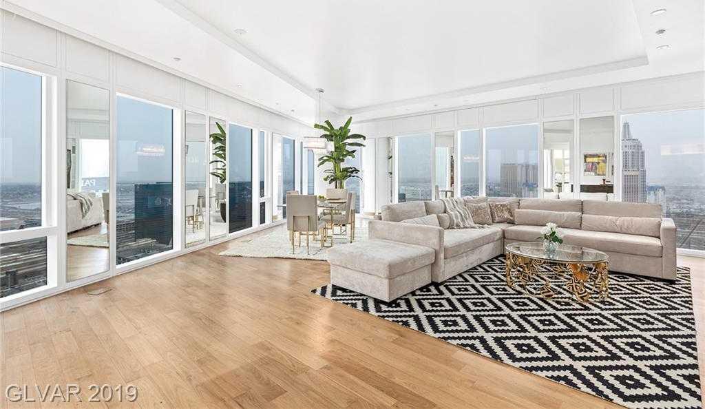 $2,695,000 - 2Br/3Ba -  for Sale in Resort Condo At Luxury Buildin, Las Vegas