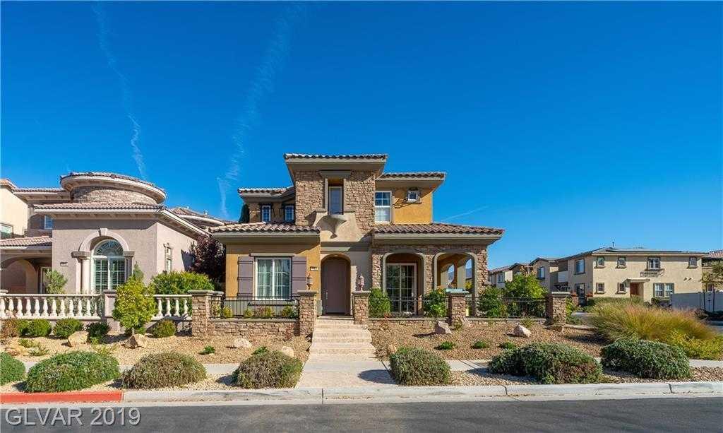 $549,995 - 3Br/3Ba -  for Sale in South Edge Inspirada Village 1, Henderson