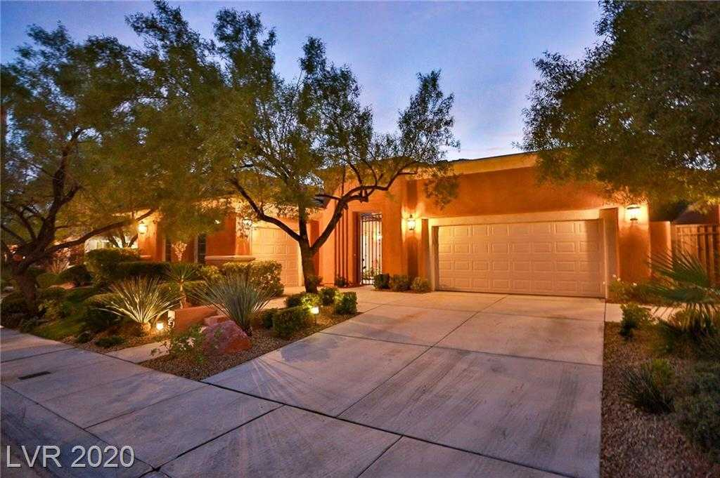 $1,295,000 - 4Br/5Ba -  for Sale in Red Rock Cntry Club At Summerl, Las Vegas