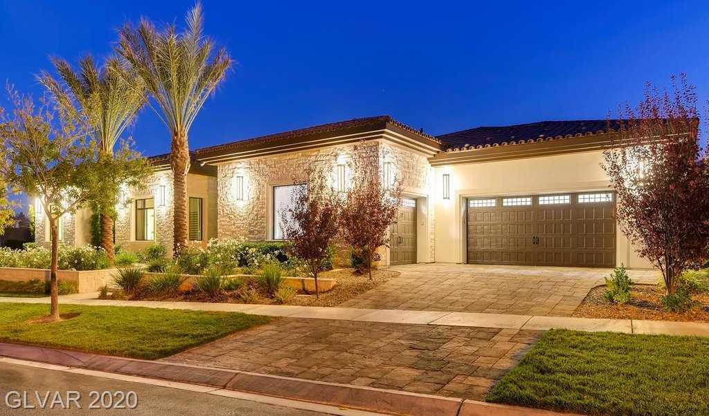 $3,850,000 - 4Br/5Ba -  for Sale in Lot 319 Unit #4 At Southern Hi, Las Vegas