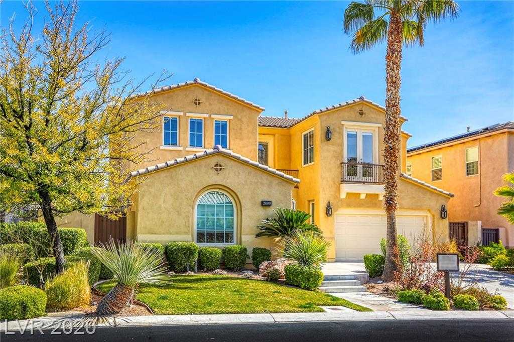 $960,000 - 4Br/5Ba -  for Sale in Red Rock Cntry Club At Summerl, Las Vegas