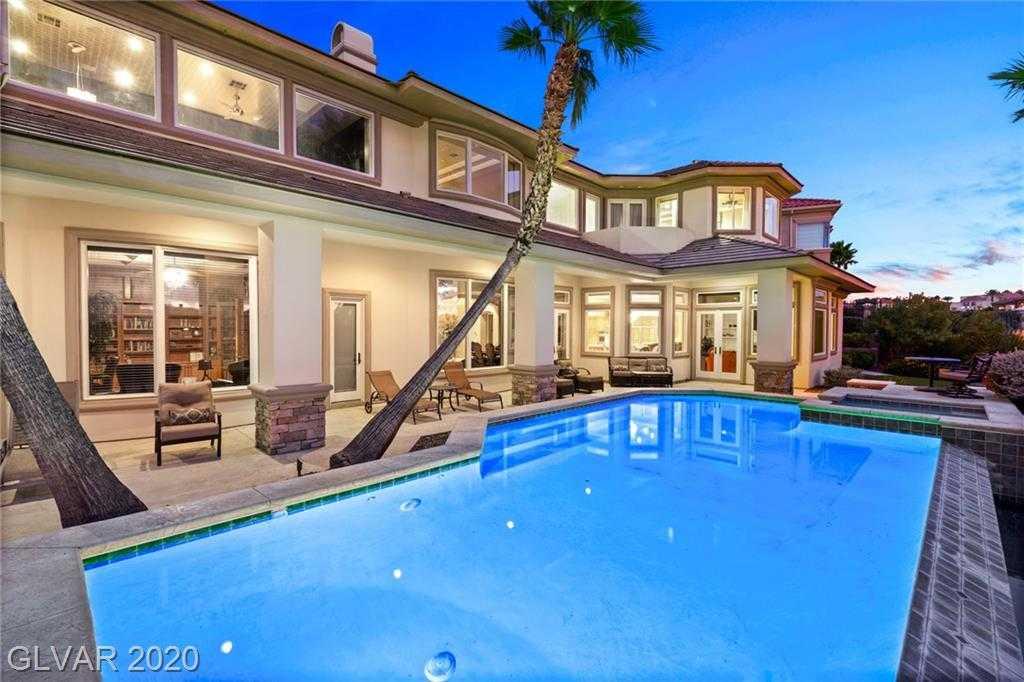 $2,399,000 - 5Br/9Ba -  for Sale in Seven Hills Parcel L Unit 1, Henderson