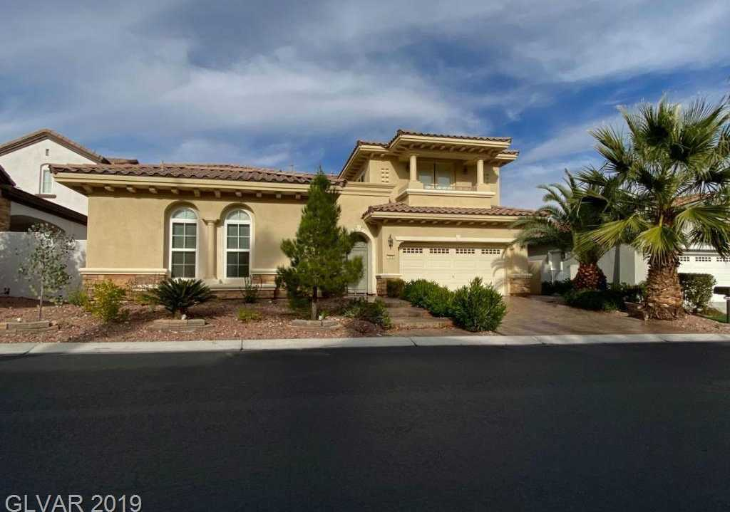 $929,900 - 5Br/6Ba -  for Sale in Red Rock Cntry Club At Summerl, Las Vegas
