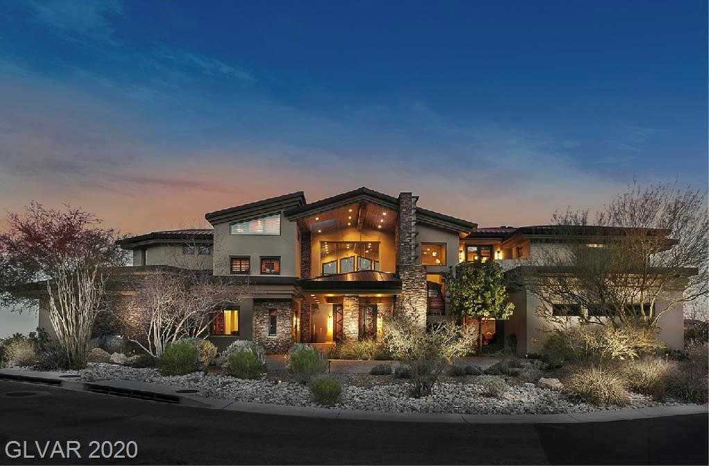 $6,799,000 - 6Br/10Ba -  for Sale in Summerlin Village 18 Phase 1 U, Las Vegas