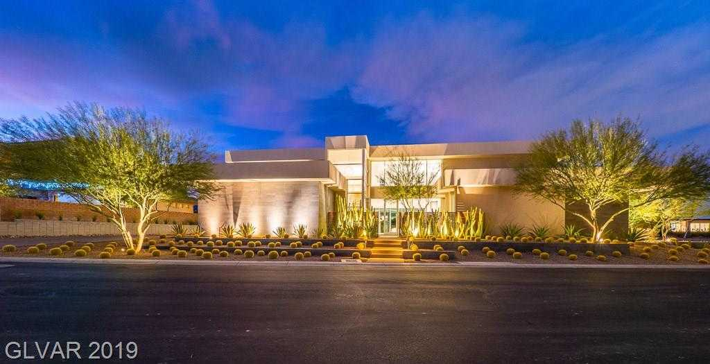 $4,950,000 - 5Br/6Ba -  for Sale in Summerlin Village 18 Parcel E, Las Vegas