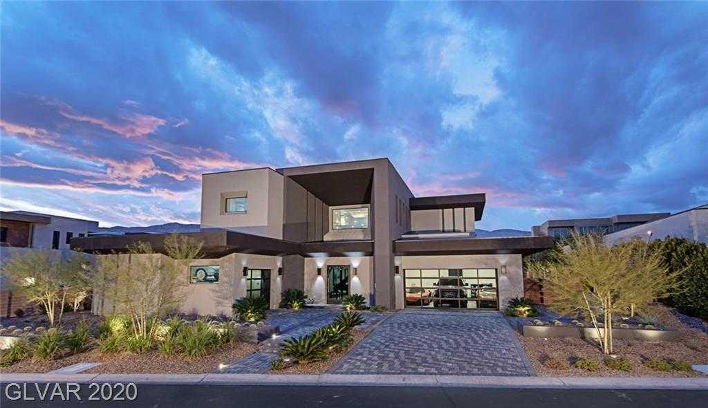 $3,650,000 - 5Br/7Ba -  for Sale in Summerlin Village 18 Ridges Pc, Las Vegas