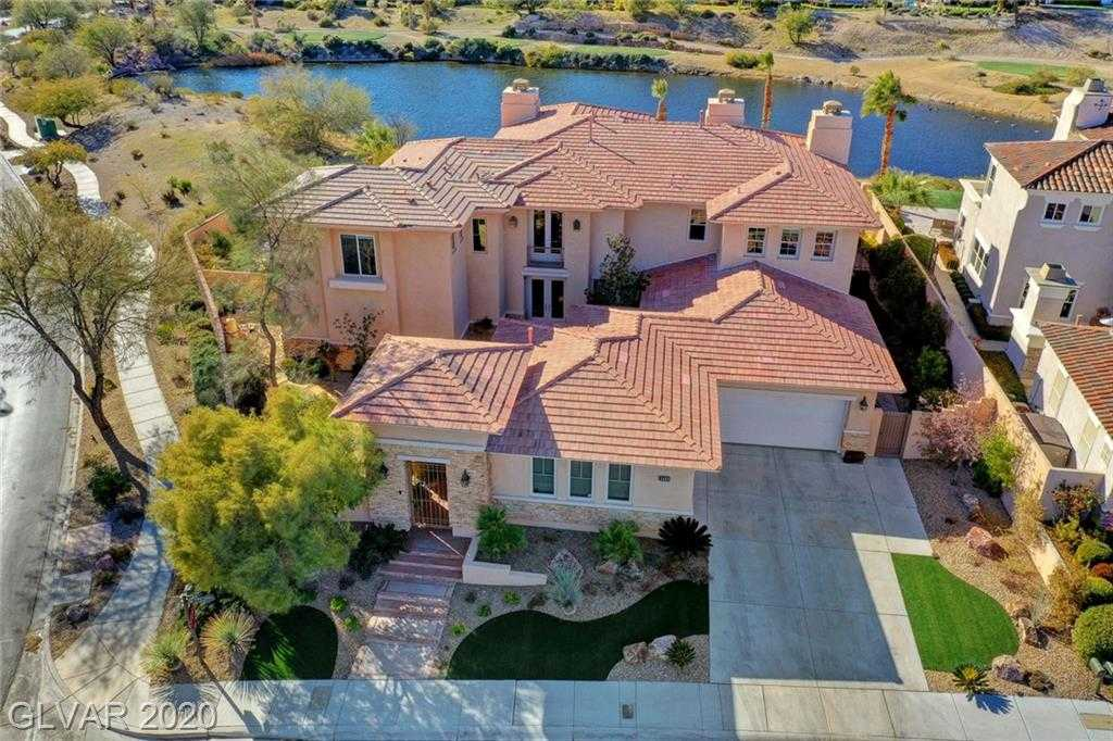 $1,875,000 - 5Br/6Ba -  for Sale in Red Rock Cntry Club At Summerl, Las Vegas