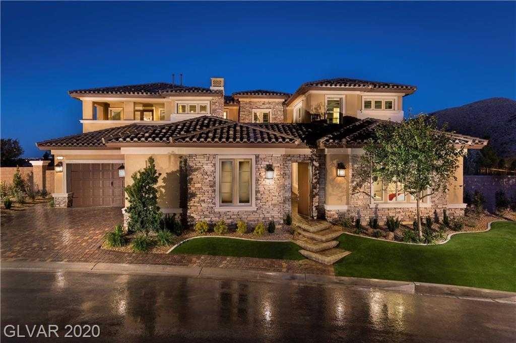$2,799,990 - 5Br/7Ba -  for Sale in Olympia Ridge, Las Vegas