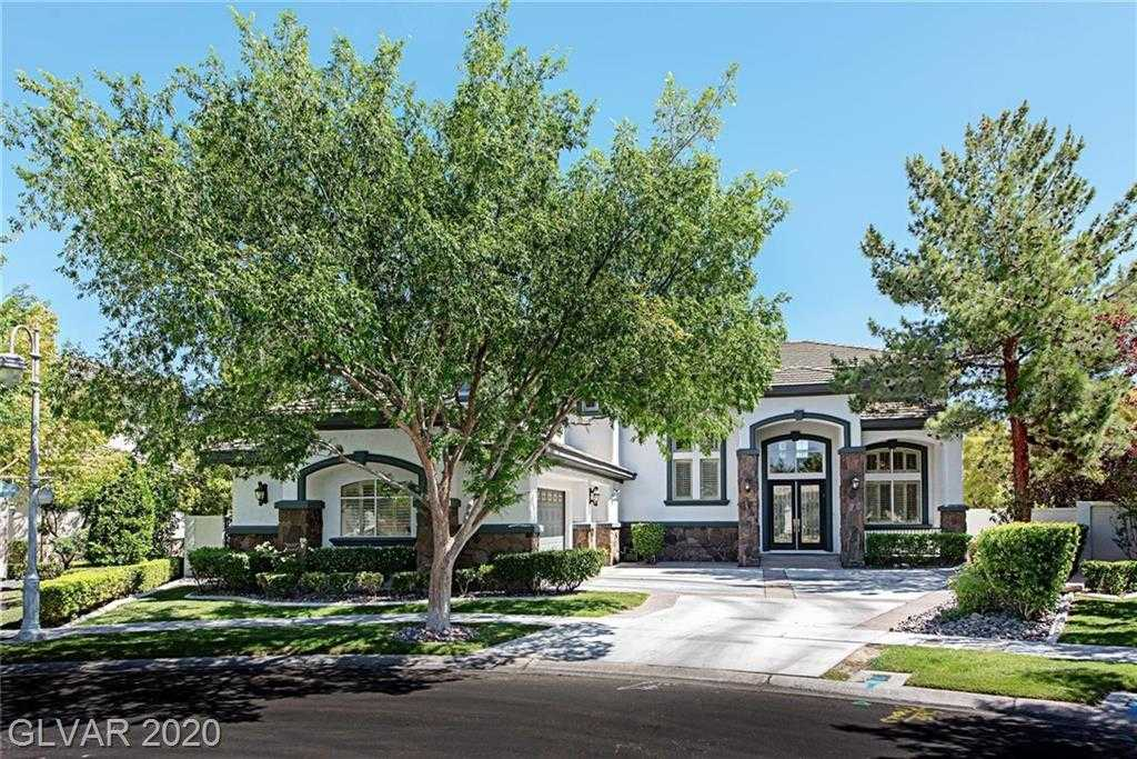 $1,086,000 - 5Br/6Ba -  for Sale in Peccole West, Las Vegas
