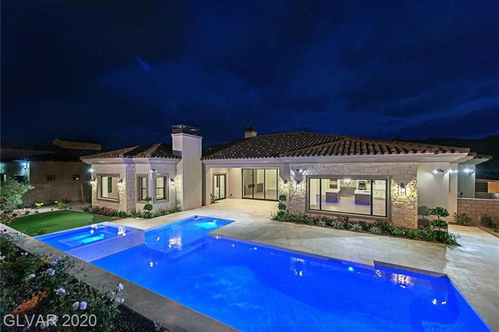$2,495,000 - 4Br/5Ba -  for Sale in Lot 319 Unit #3 At Southern Hi, Las Vegas