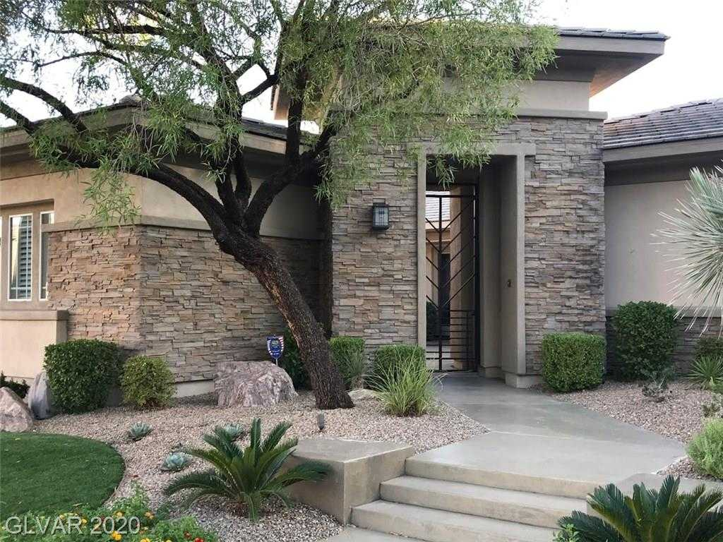 $1,450,000 - 4Br/5Ba -  for Sale in Red Rock Cntry Club At Summerl, Las Vegas