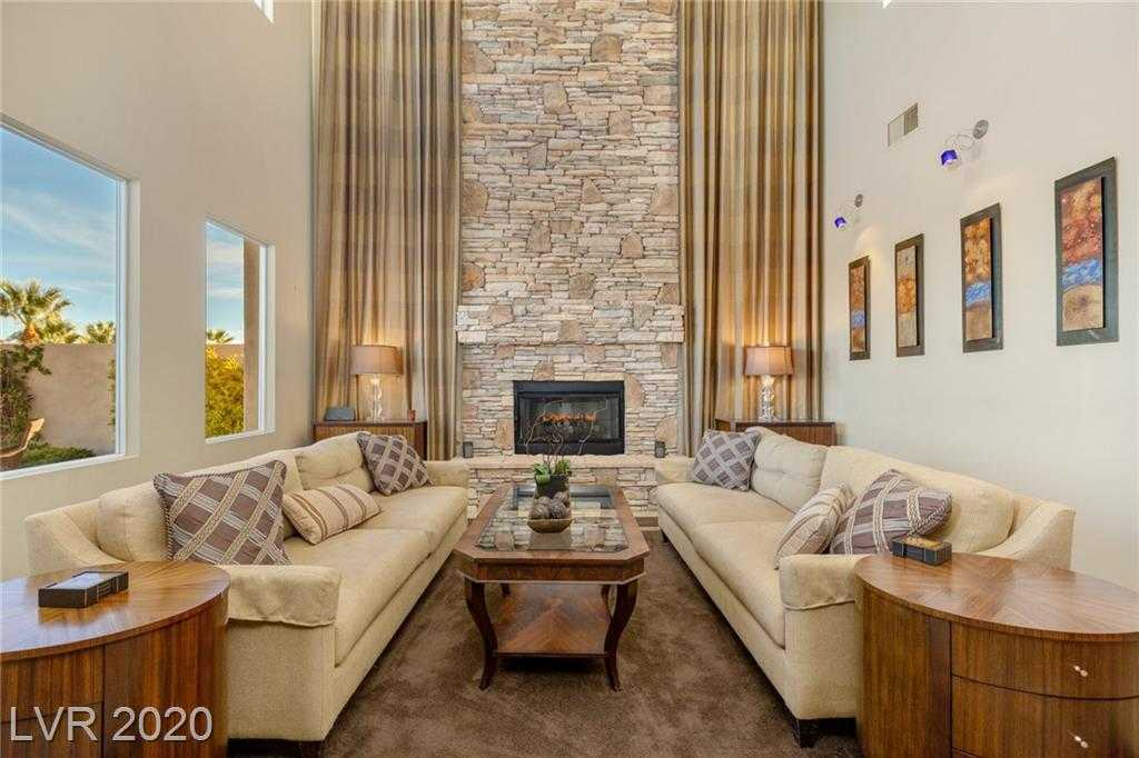 $1,195,000 - 5Br/5Ba -  for Sale in Red Rock Cntry Club At Summerl, Las Vegas