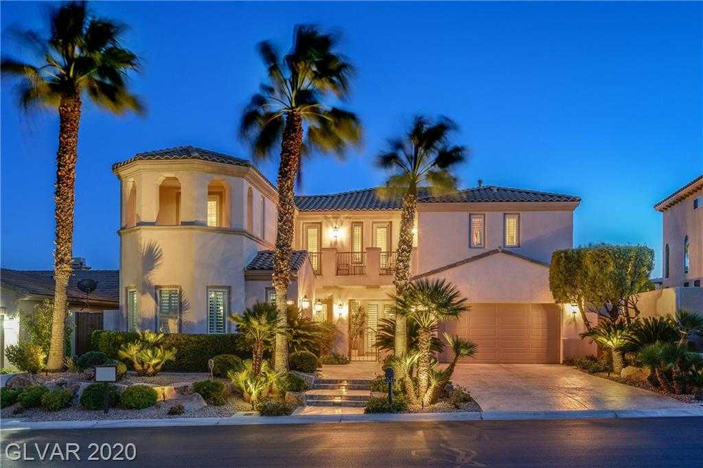 $1,279,000 - 4Br/5Ba -  for Sale in Red Rock Cntry Club At Summerl, Las Vegas