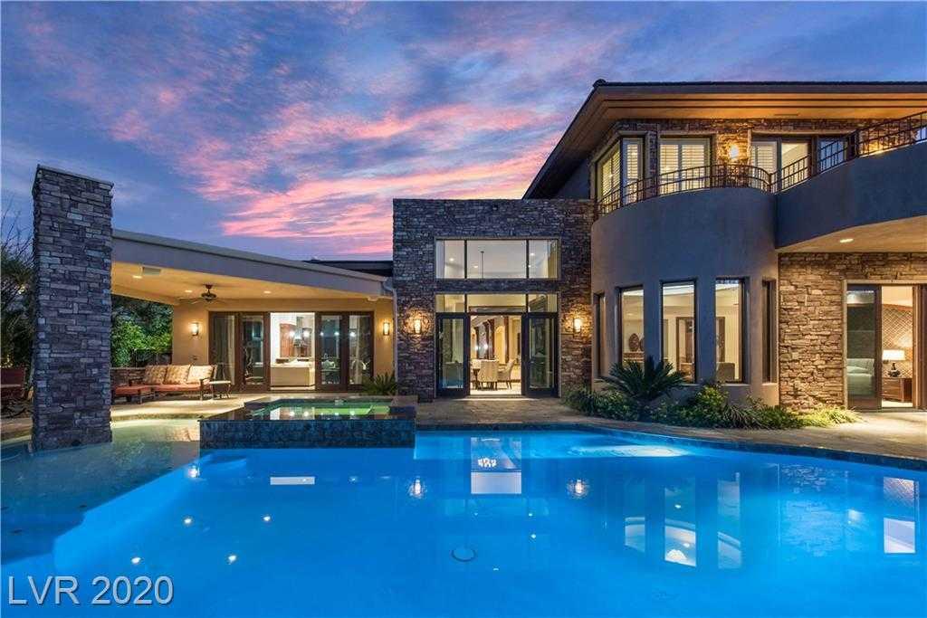 $3,999,000 - 5Br/6Ba -  for Sale in Summerlin Village 18 Phase 1 U, Las Vegas