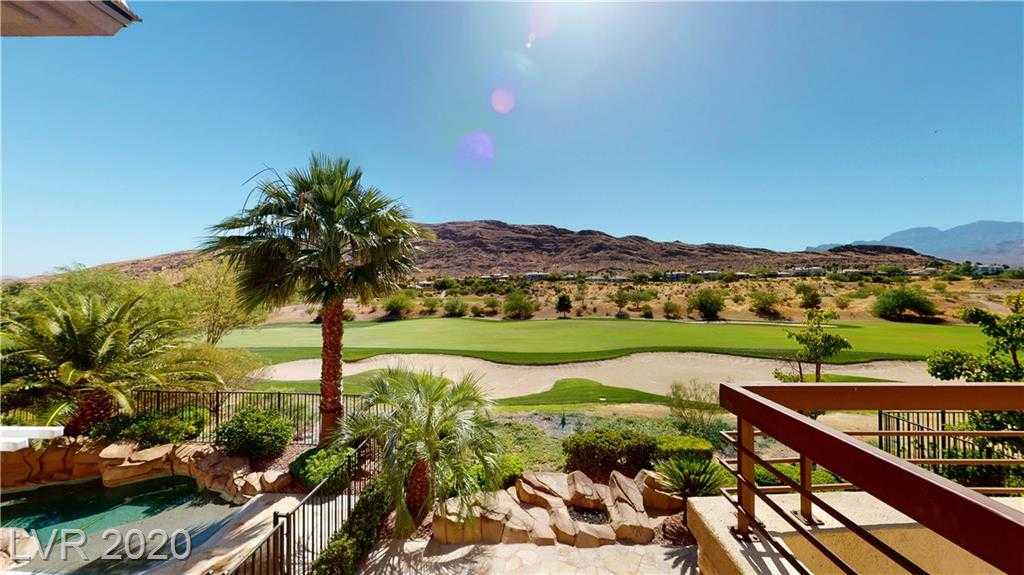 $1,575,000 - 5Br/6Ba -  for Sale in Red Rock Cntry Club At Summerl, Las Vegas