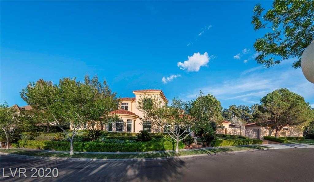 $2,895,000 - 5Br/8Ba -  for Sale in Seven Hills-parcel J, Henderson