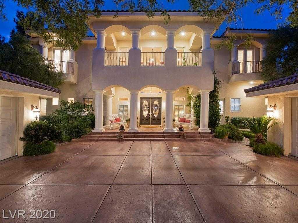 $2,650,000 - 4Br/6Ba -  for Sale in Seven Hills-parcel M, Henderson